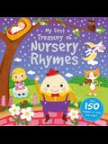 My First Treasury of Nursery Rhymes: Over 150 Rhymes to Read and Share