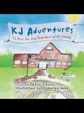 KJ Adventures: KJ Runs for Vice President of His School