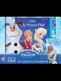 Disney Frozen - My Friend Olaf Sound Book and Plush - Pi Kids