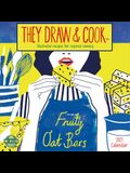 They Draw & Cook 2021 Wall Calendar: Illustrated Recipes for Inspired Cooking