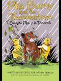 Pika Bunny and the Thunderstorm: Conejito Pika y la Tormenta