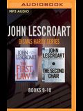 John Lescroart - Dismas Hardy Series: Books 9-10: The First Law & the Second Chair