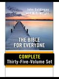 The Bible for Everyone Set: Complete Thirty-Five-Volume Set