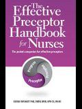 The Effective Preceptor Handbook for Nurses (Pkg 10): The Pocket Companion for Effective Preceptors