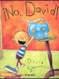 No, David! (Spanish Language Edition)