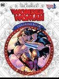 DC Comics: Wonder Woman Coloring Book