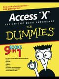 Access 2003 All-In-One Desk Reference for Dummies .