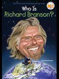 Who Is Richard Branson?