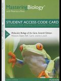 Mastering Biology with Pearson Etext -- Standalone Access Card -- For Molecular Biology of the Gene