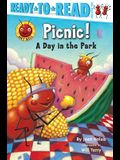 Picnic!: A Day in the Park (Ready-To-Read Pre-Level 1)