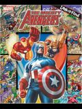 Mighty Avengers Look and Find