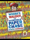 Where's Waldo? the Incredible Paper Chase [With Punch-Out(s)]