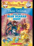Thea Stilton and the Blue Scarab Hunt (Thea Stilton #11), 11: A Geronimo Stilton Adventure