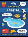 First Phrases - French 1