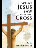 What Jesus Saw from the Cross (Revised)