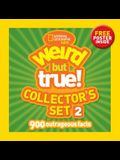 Weird But True! Collector's Set 2: 900 Outrageous Facts [With Poster]