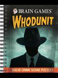 Brain Games Whodunit: Solve Crime Scene Puzzles