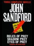 Three Complete Novels: Rules of Prey / Shadow Prey / Eyes of Prey