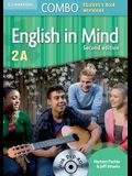 English in Mind Level 2a Combo a with DVD-ROM [With DVD ROM]