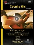 Country Hits for Guitar