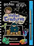 Hidden Creatures: Scratch Magic (J.K. Rowling's Wizarding World)