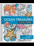 Color and Frame Ocean Treasures