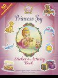 Princess Joy Sticker and Activity Book (The Princess Parables)
