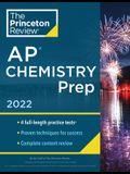 Princeton Review AP Chemistry Prep, 2022: 4 Practice Tests + Complete Content Review + Strategies & Techniques