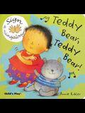Teddy Bear, Teddy Bear: American Sign Language