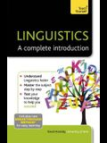 Linguistics: A Complete Introduction