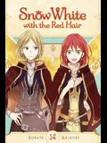 Snow White with the Red Hair, Vol. 14, 14