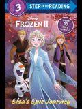 Elsa's Epic Journey (Disney Frozen 2)