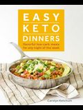 Easy Keto Dinners: Flavorful Low-Carb Meals for Any Night of the Week