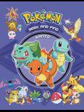Pokémon Seek and Find - Kanto