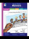 Social Skills Mini-Books Manners