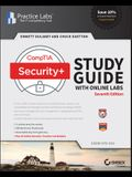 Comptia Security+ Study Guide with Online Labs: Exam Sy0-501