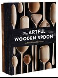 Artful Wooden Spoon Notecard S