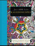 Kaleidoscopes: Gorgeous Coloring Books with More Than 120 Illustrations to Complete