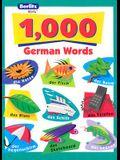 1,000 German Words
