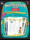 Multiplication Facts, Grade 3 (Homework Helper)