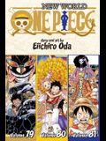 One Piece (Omnibus Edition), Vol. 27, Volume 27: Includes Vols. 79, 80 & 81