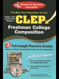 CLEP Freshman College Composition (CLEP Test Preparation)