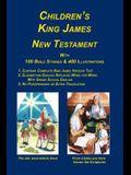 Children's King James Bible, New Testament