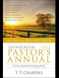 The Zondervan 2022 Pastor's Annual: An Idea and Resource Book