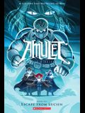 Escape from Lucien (Amulet #6), 6
