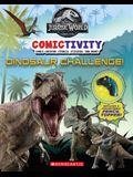 Dinosaur Challenge! (Jurassic World: Comictivity)