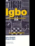 Igbo-English/English-Igbo Dictionary & Phrasebook