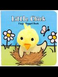 Little Chick: Finger Puppet Book: (puppet Book for Baby, Little Easter Board Book)