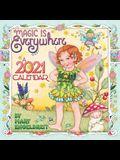 Mary Engelbreit 2021 Mini Wall Calendar
