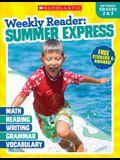 Weekly Reader: Summer Express (Between Grades 2 & 3) Workbook